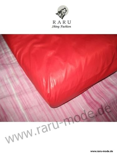 RARU - fashion glossy nylon fitted sheets