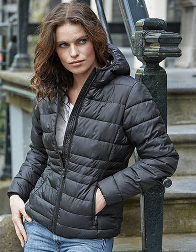 Ladies Hooded Zepelin Jacke