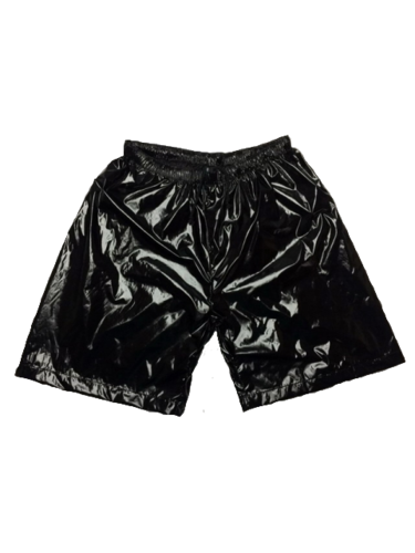 RARU short nylon pants gloss pants sports trousers