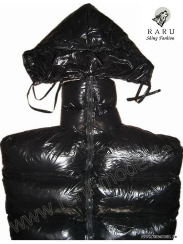 RARU gloss nylon bondage sleeping bag special design