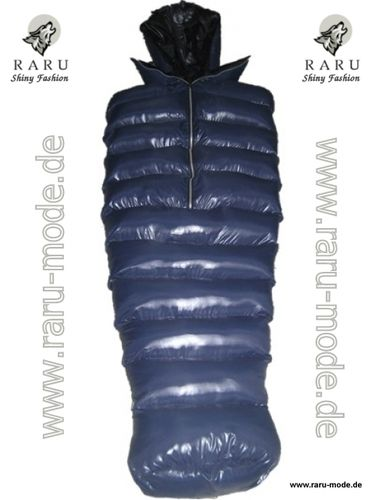RARU gloss nylon bondage sleeping bag